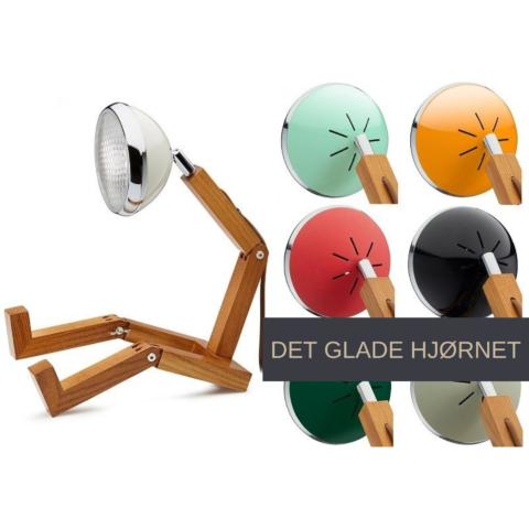 DET GLADE HJØRNET