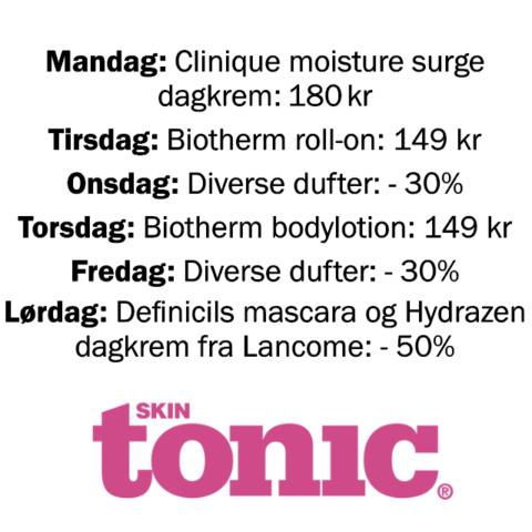 Skin Tonic
